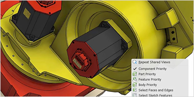 Video: See how Autodesk PDM software is integrated with Inventor for streamlined engineering data management