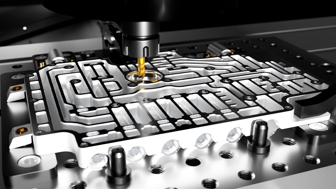 CNC machining automation defined