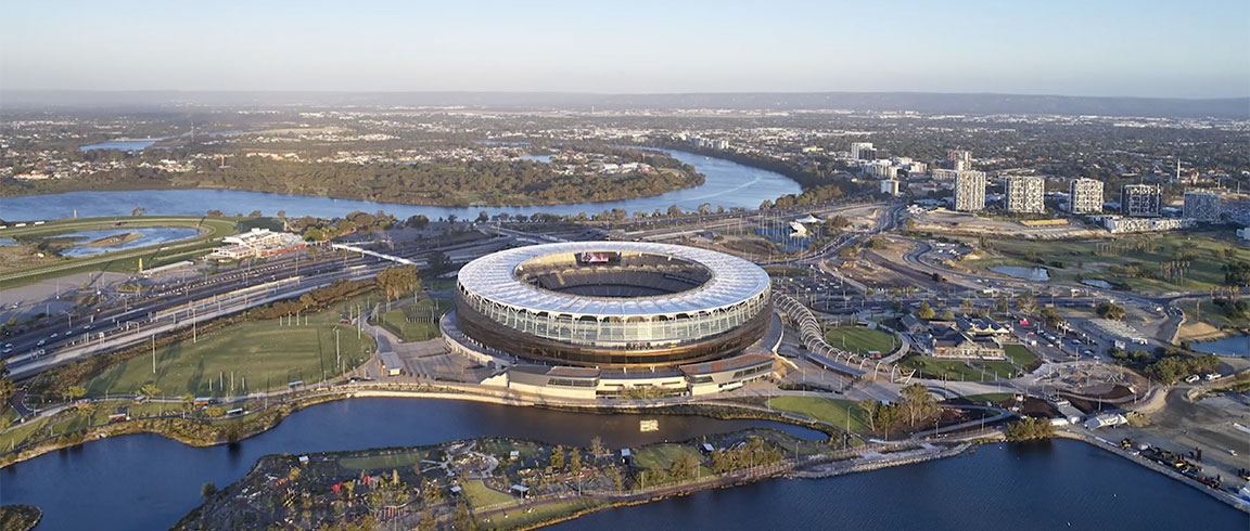 Image of Optus Stadium