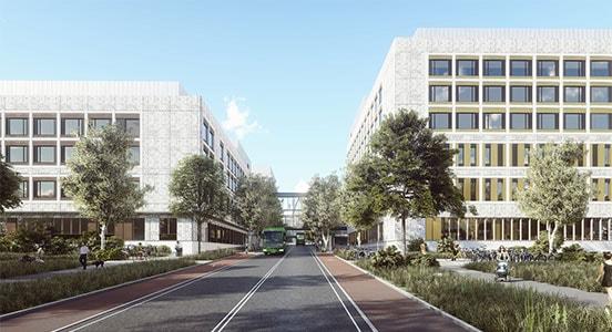 Image of Stavanger University Hospital