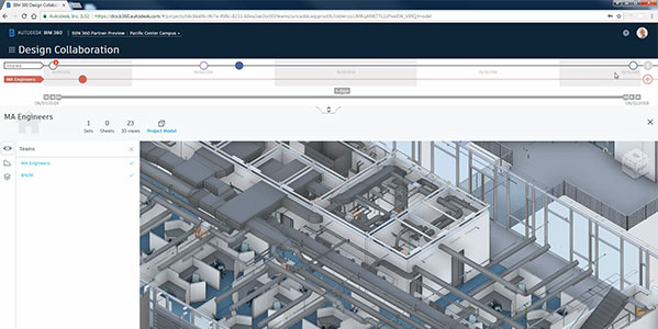 Collaborate in BIM 360
