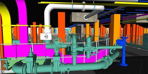 Progettazione di impianti nel settore idrico