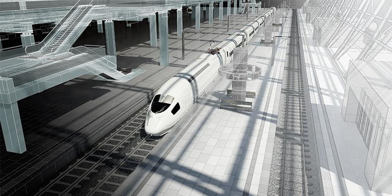 Railway Infrastructure Solutions Railway Design Autodesk
