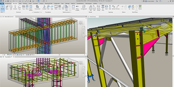 Structural Solutions Structural Engineering Detailing Autodesk