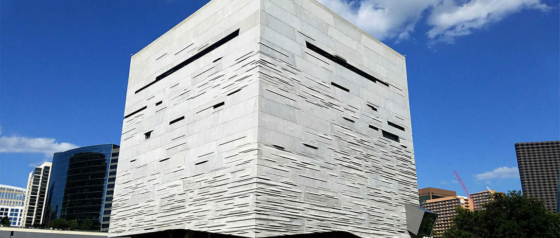 Image of the Perot Museum of Nature and Science