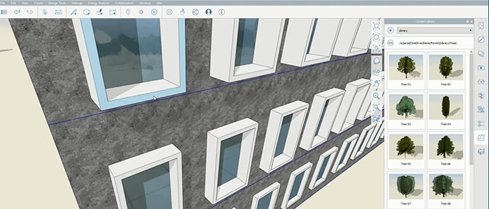 Design strategies with FormIt