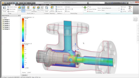 Fluid Flow & Flow Analysis Software | Simulation | Autodesk