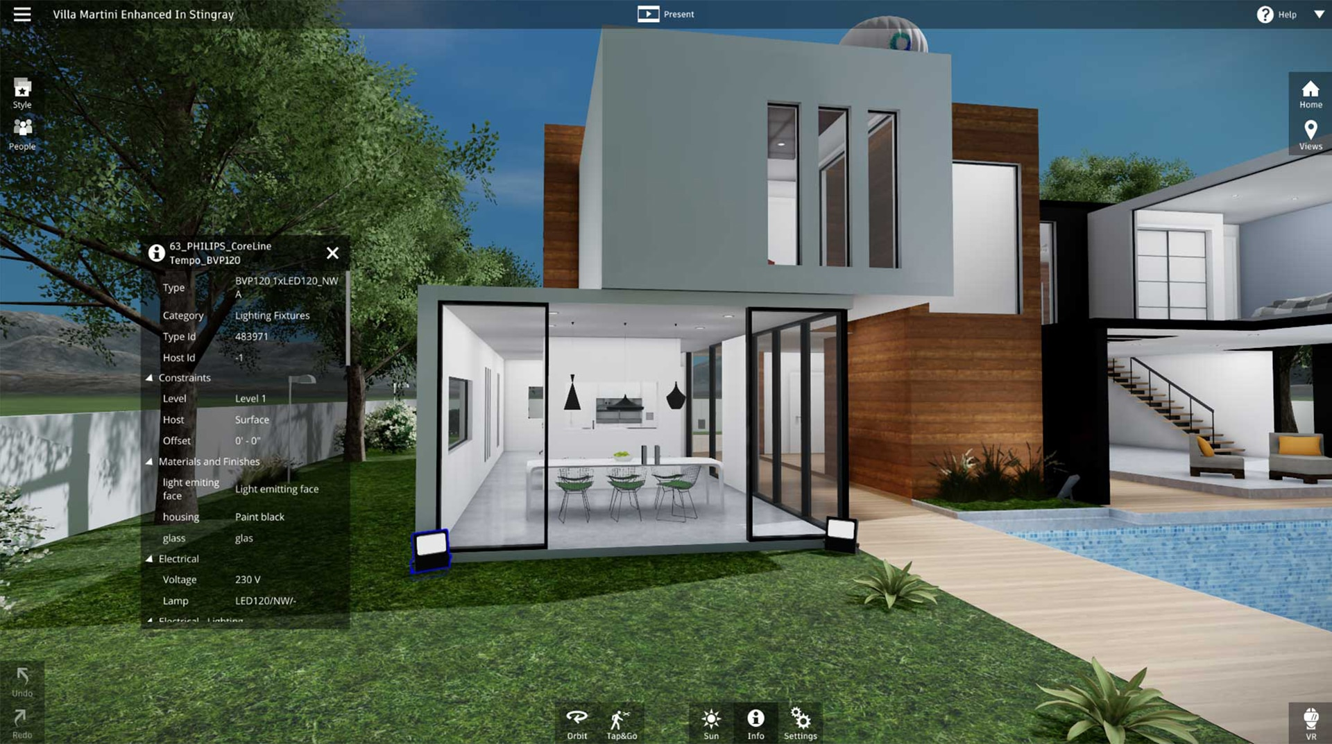 Lighitngs For New House Revit Live Immersive Architectural Visualization Autodesk