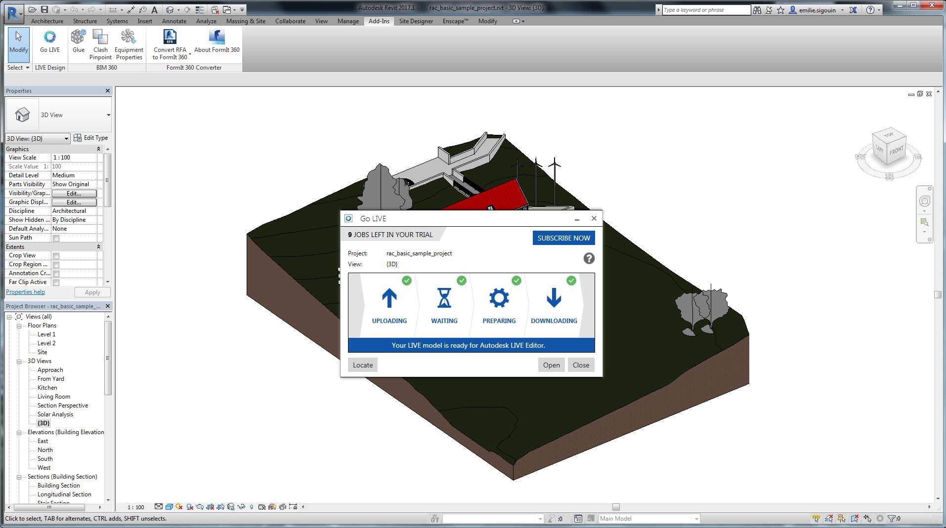 autodesk revit student download mac