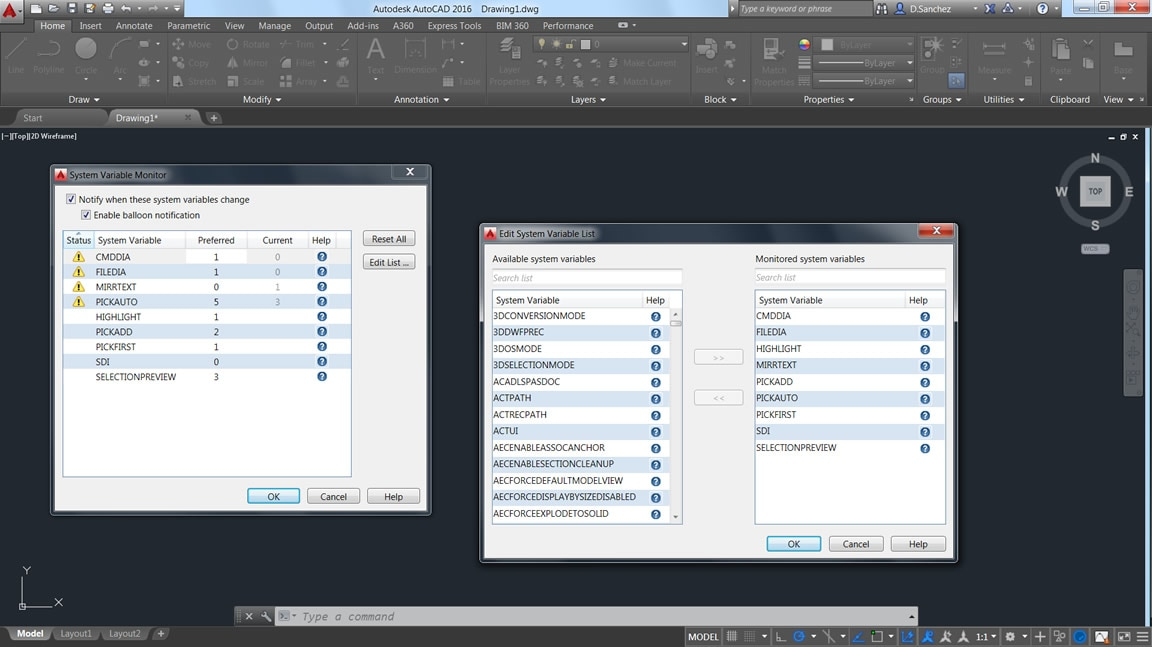 Windows 7 AutoCAD Design Suite 2016 full