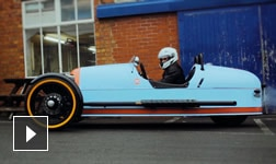 Video: Morgan Motor Company uses AutoCAD Design Suite to help create its hand-crafted cars