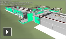 Video: Software de diseño de edificios 3D para contratistas