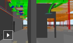 Video: Structural engineers design and analyze structures with BIM