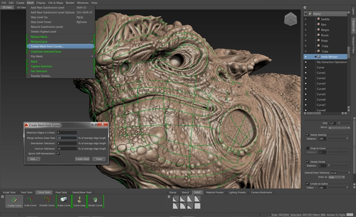 Autodesk 3ds Max Entertainment Creation Suite Premium Screenshot