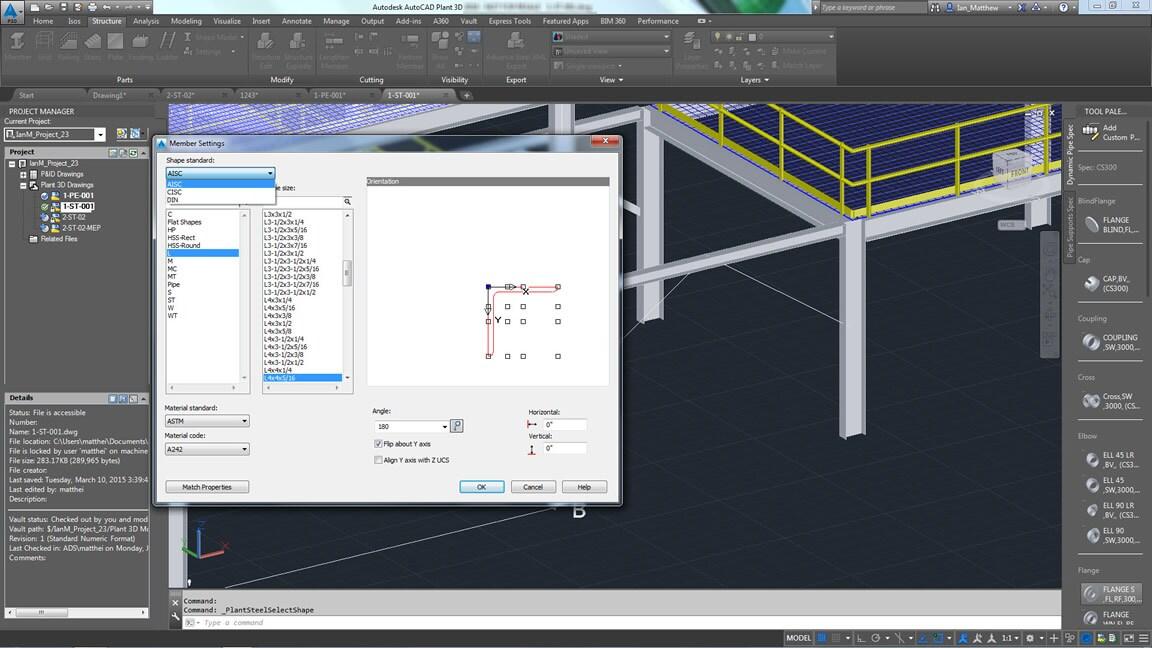 autodesk plant design suite kanisco. Black Bedroom Furniture Sets. Home Design Ideas