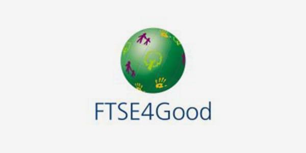 Logo von FTSE4Good