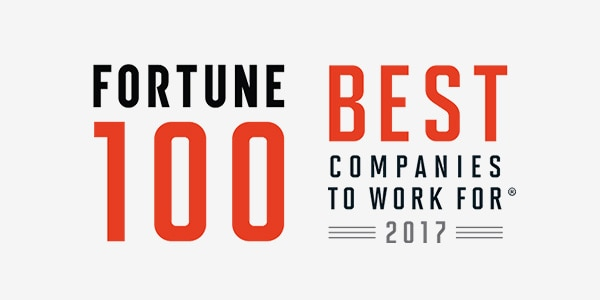 Logo di Fortune 100 Best Companies to Work For