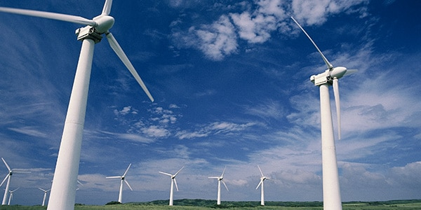 Wind turbines for renewable energy