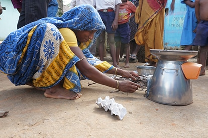 BioLite: Clean, safe, simple cookstoves