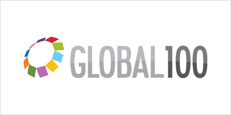 Sustainability leadership logo