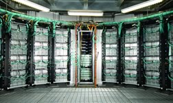 Sustainable business practices on display in the Autodesk data center upgrade