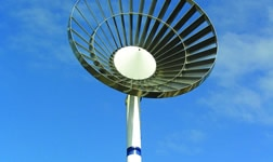 Echo Whisper Turbine: silent wind power