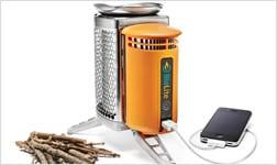 BioLite 制造的炉灶能减少室内污染,从而改善贫困家庭的体质健康和提高能源效率
