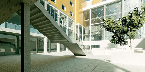 Advanced 3D Modeling for Architectural Design course
