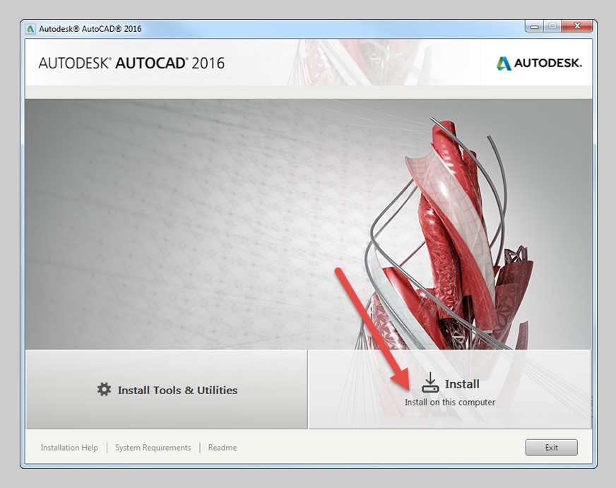 free  autocad 2007 installer software