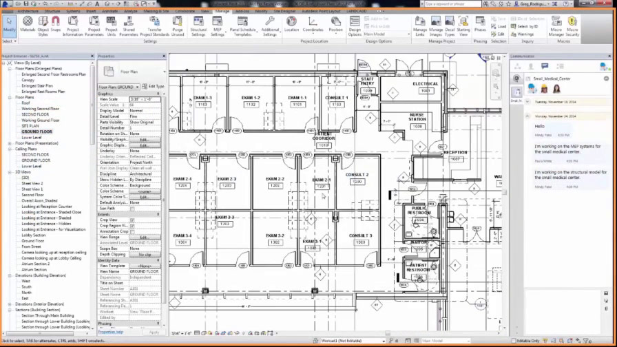 Revit Tutorial Dimensioning Floor Plan How To Draw A 2d