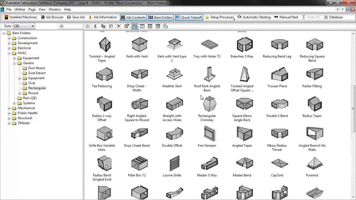 Whats New In Fabrication 2019 Features Autodesk