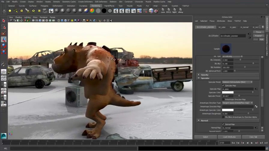 autodesk maya animation tools elearning